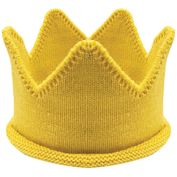 Cute Crown Beanie for Wild Things Theme Party