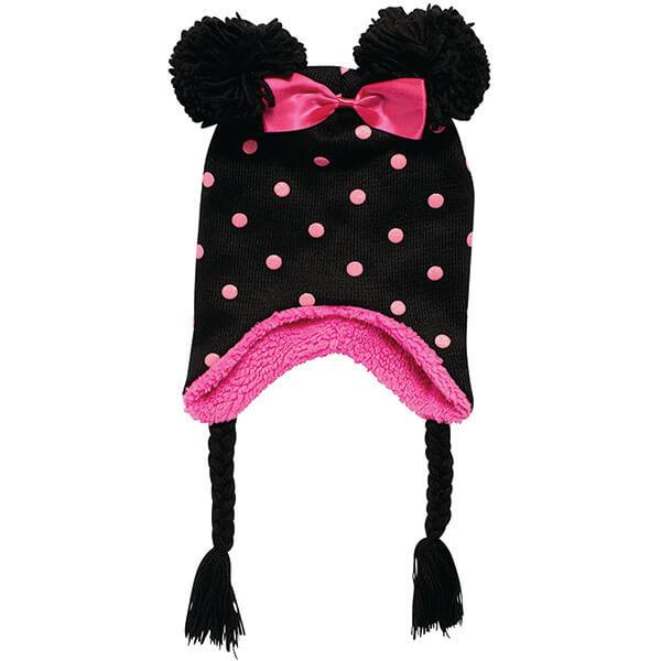 Disney Minnie Beanie with Gloves and Scarf
