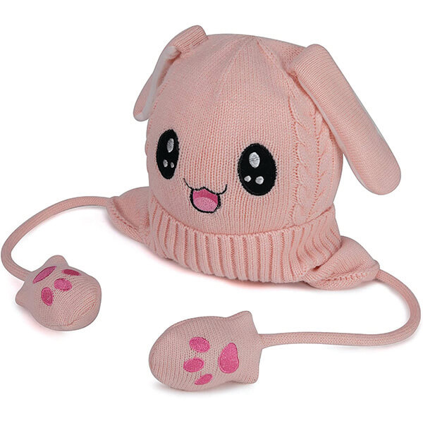 Flapping Ears Beanie in 6 Colours for All