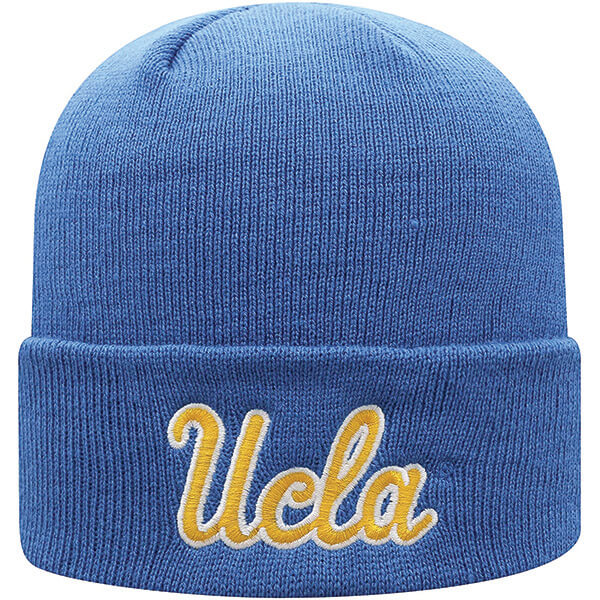 Men's Cuffed UCLA Beanie