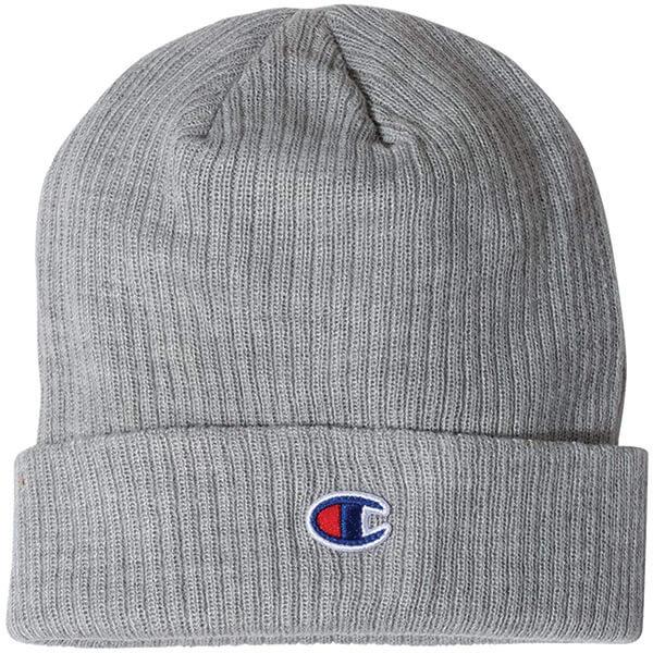 Ribbed Winter Beanie Hat for Men