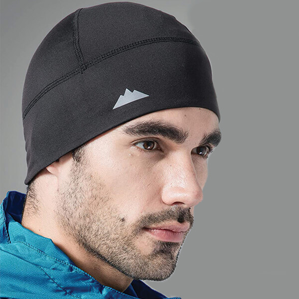 Safety Reflective Polyester Beanie