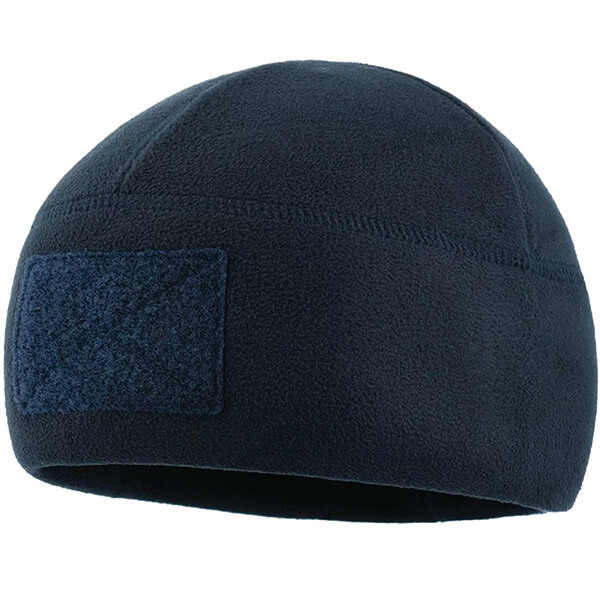 Sturdy Fit Patch Beanie for All Head Sizes