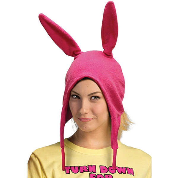 Customers Favourite Bob Burgers Louise Bunny Beanie