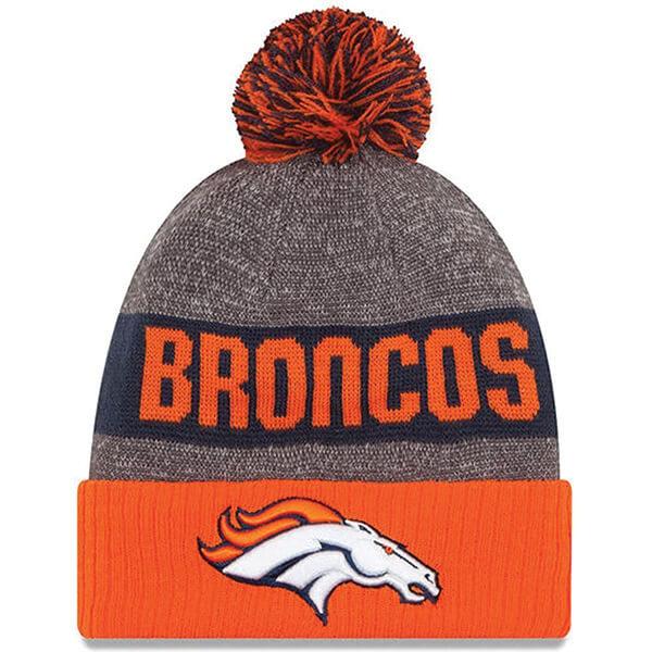 Denver Broncos Sport Beanie