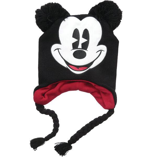 Disney Mickey Mouse Adult Laplander Style Beanie