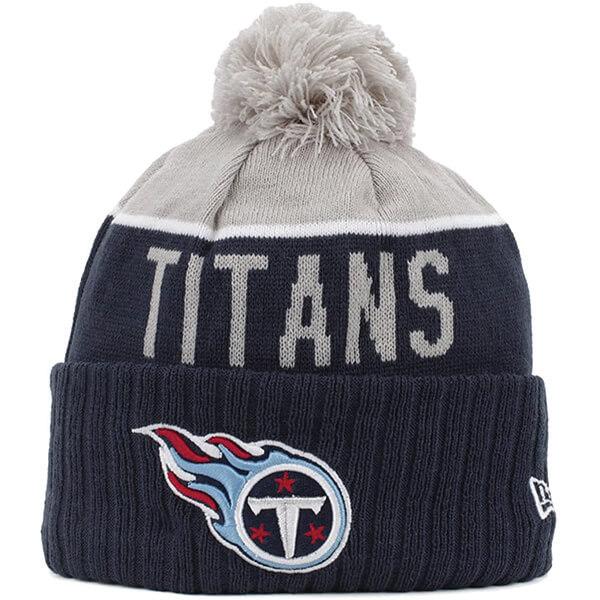 New Era Tennessee Titans Sideline Beanie