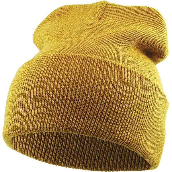 Popular High-Quality Acrylic Beanie in 25 Colours