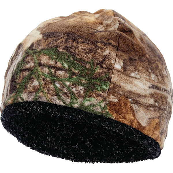 Reversible Camo Beanie with Thinsulate