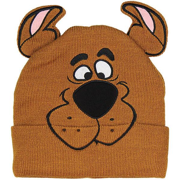 Scooby Doo Halloween Beanie With 3D Ears