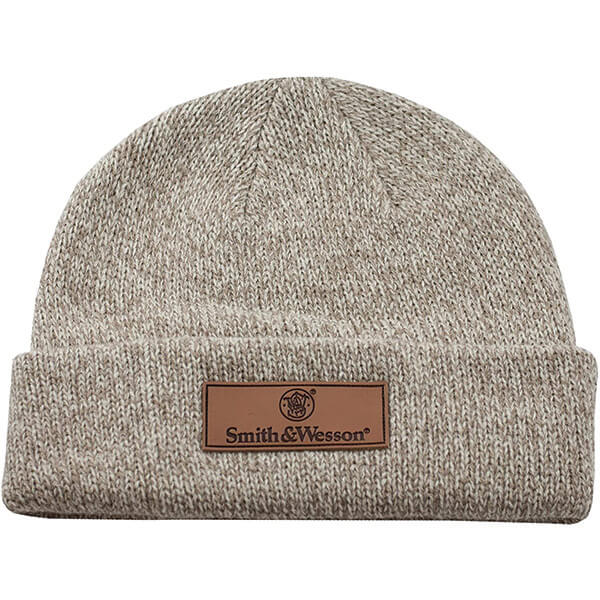 Smith and Wesson Patch beanie