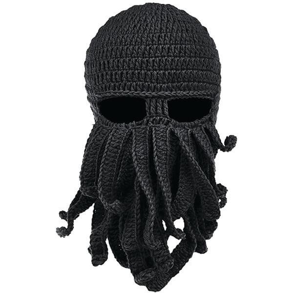 Stylish Knitted Octopus Novelty Beanie