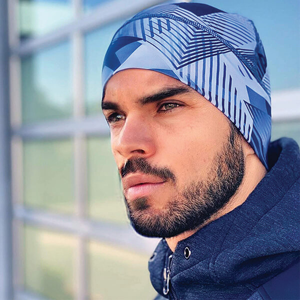 Unique Thin Lightweight Cycling Beanie