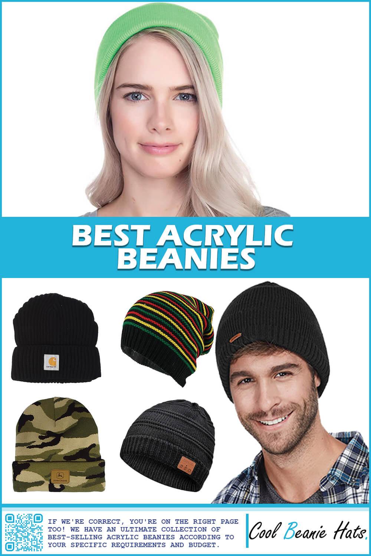 Best Acrylic Beanies