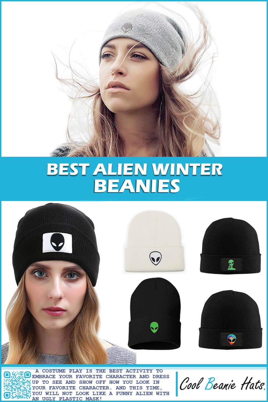 Best Alien Winter Beanies