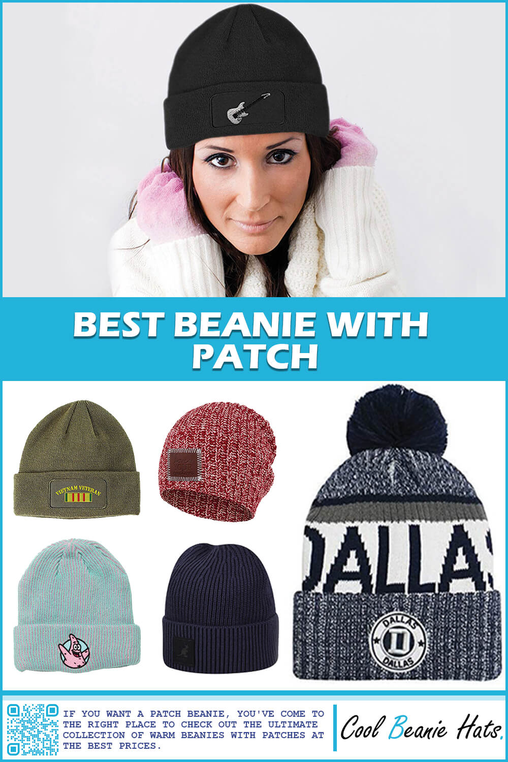 Best Beanie With Patch