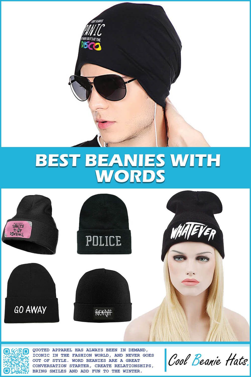 Best Beanies With Words