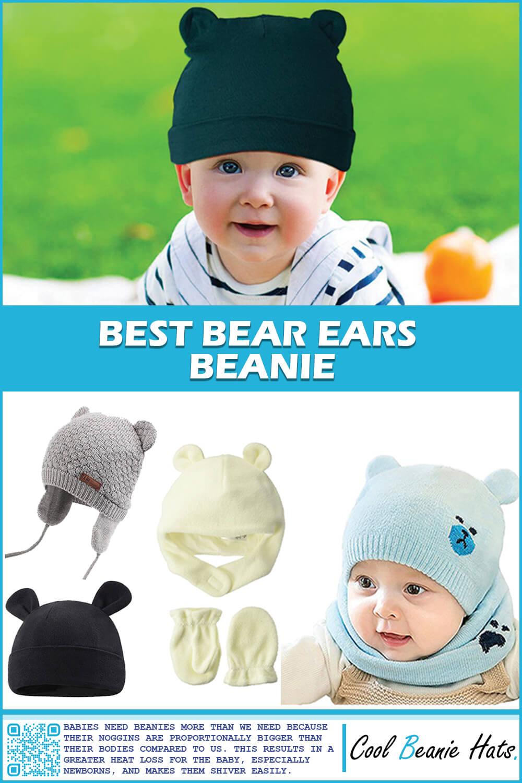 Best Bear Ears Beanie