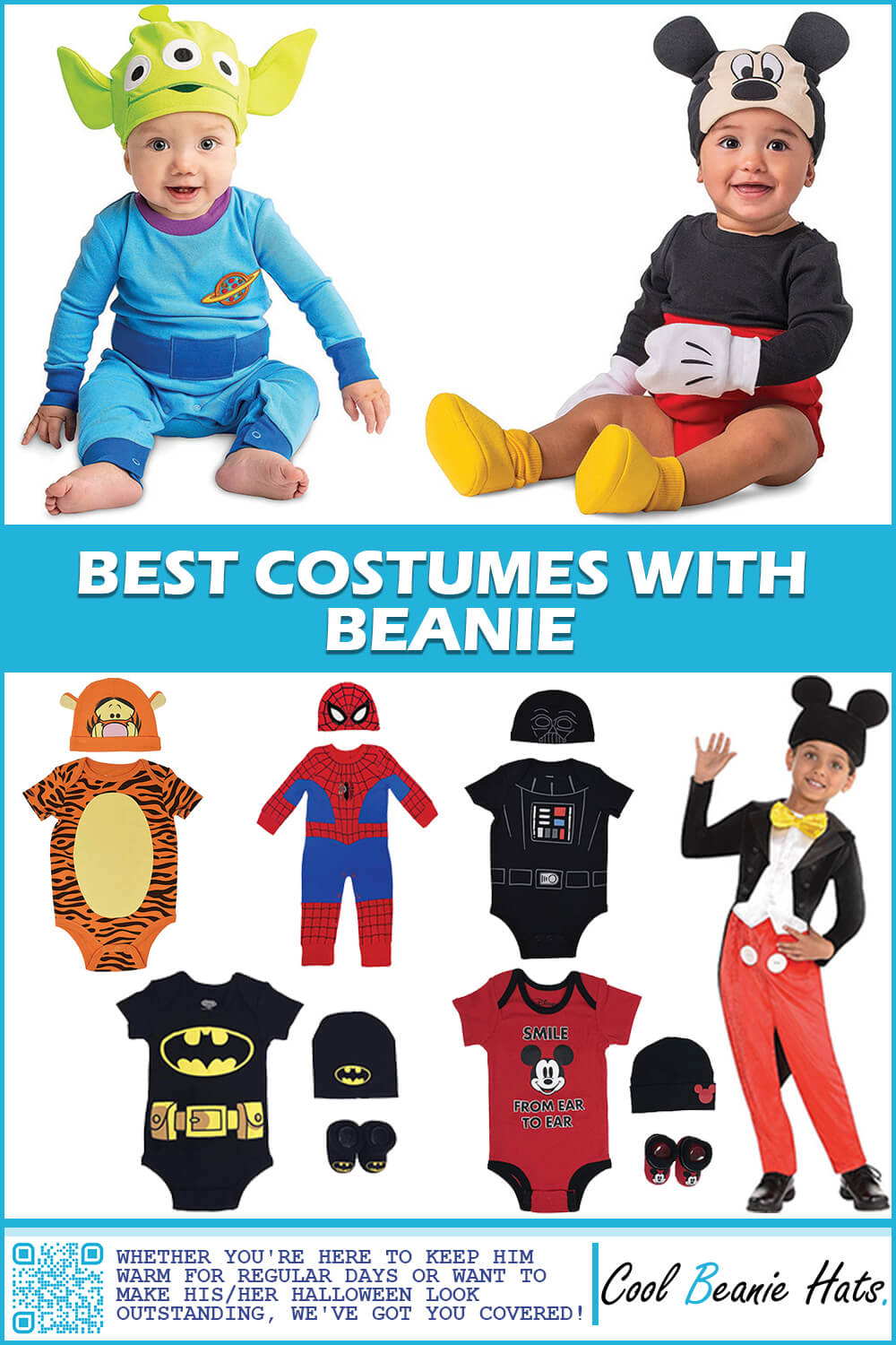 Best Costumes With Beanie