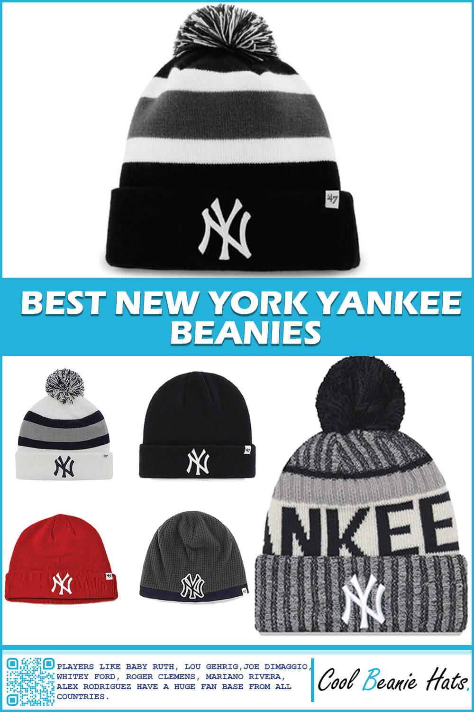 Best New York Yankee Beanies