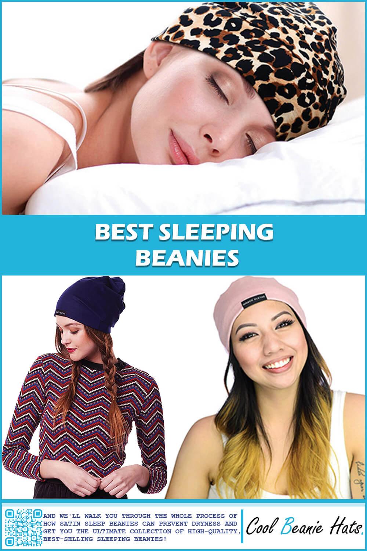Best Sleeping Beanies Hat for Women