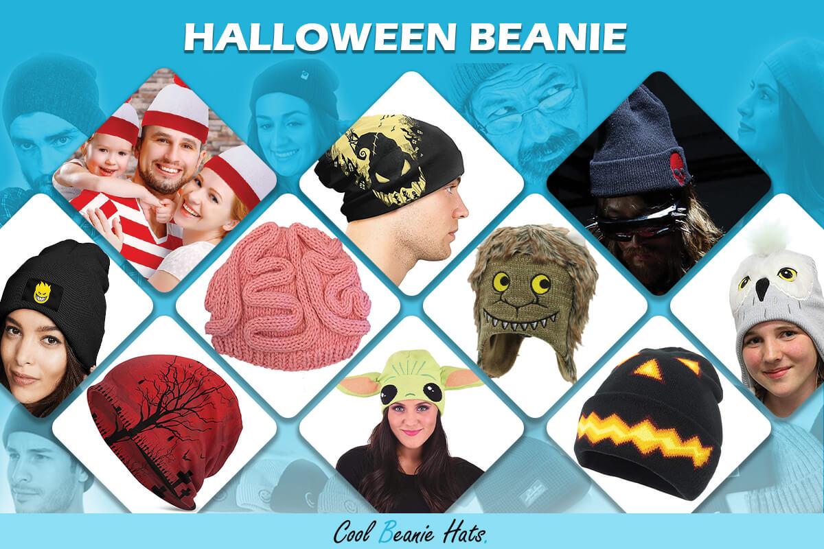 Halloween Beanie and Winter Hats