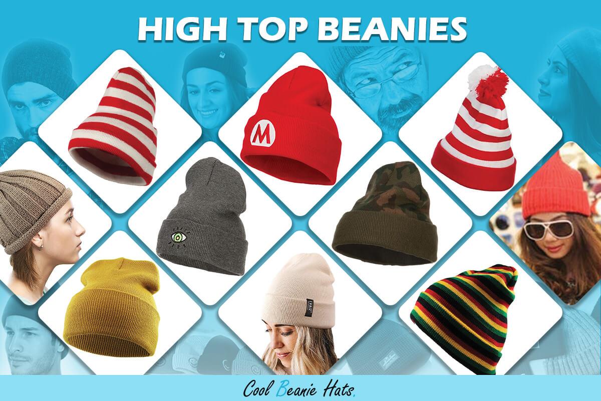 High Top Beanies