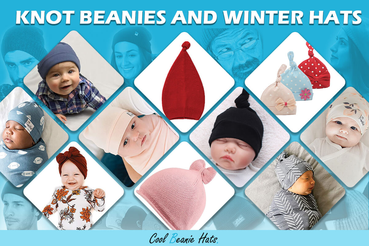 Knot Beanies and Winter Hats