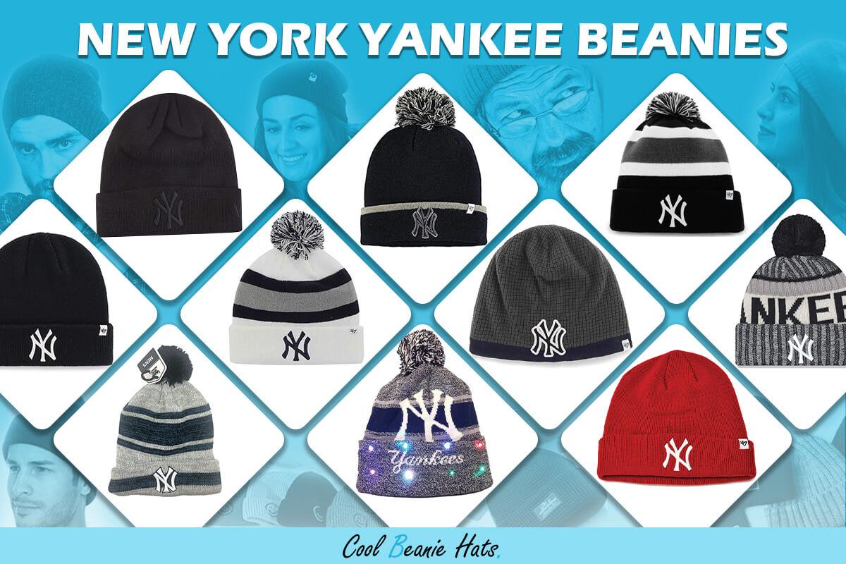 New York Yankee Beanies