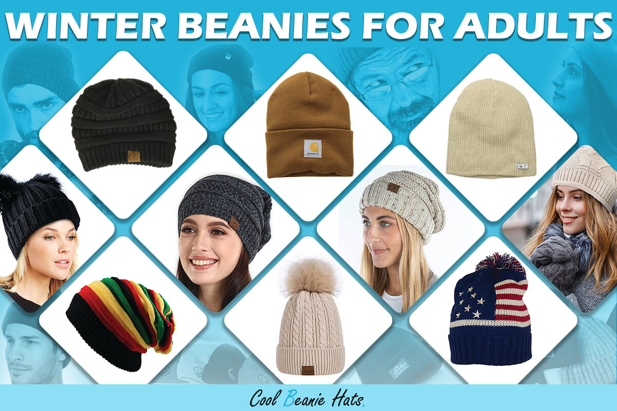 beanies for adults