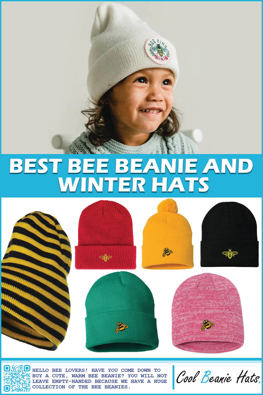 best bee beanies