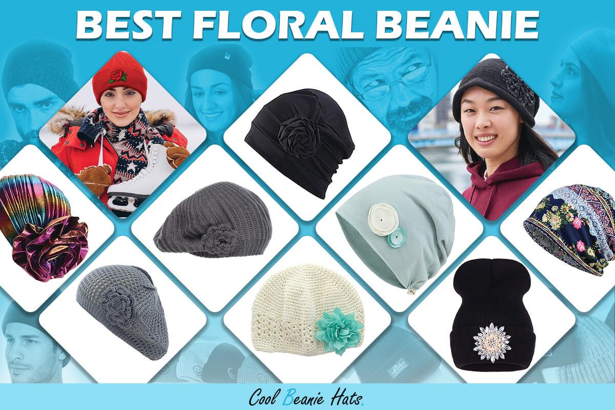 best flower beanies