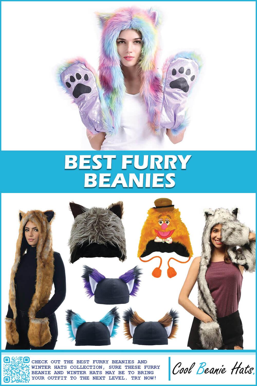 best furry beanies