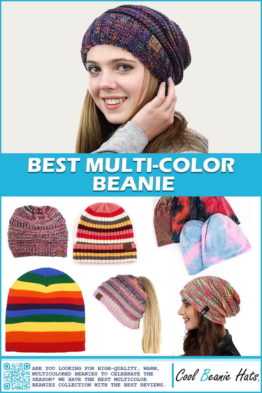 best multicolor beanies