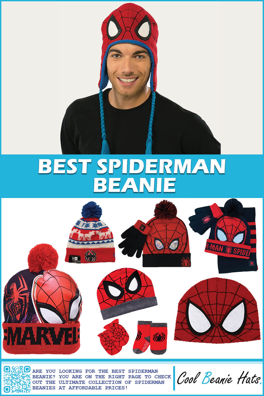 best spiderman beanies