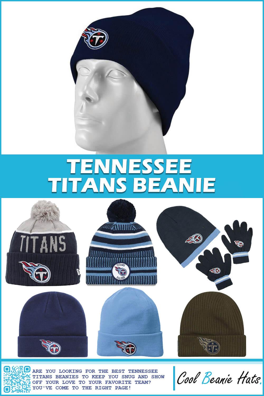 best tennessee titans beanie