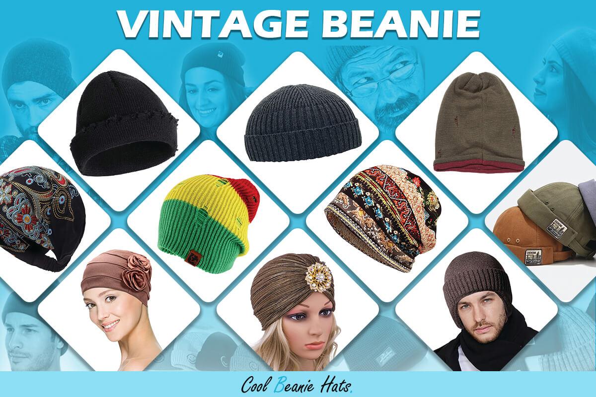 best vintage beanies