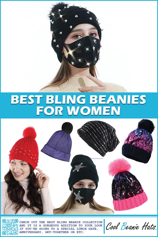 bling beanies