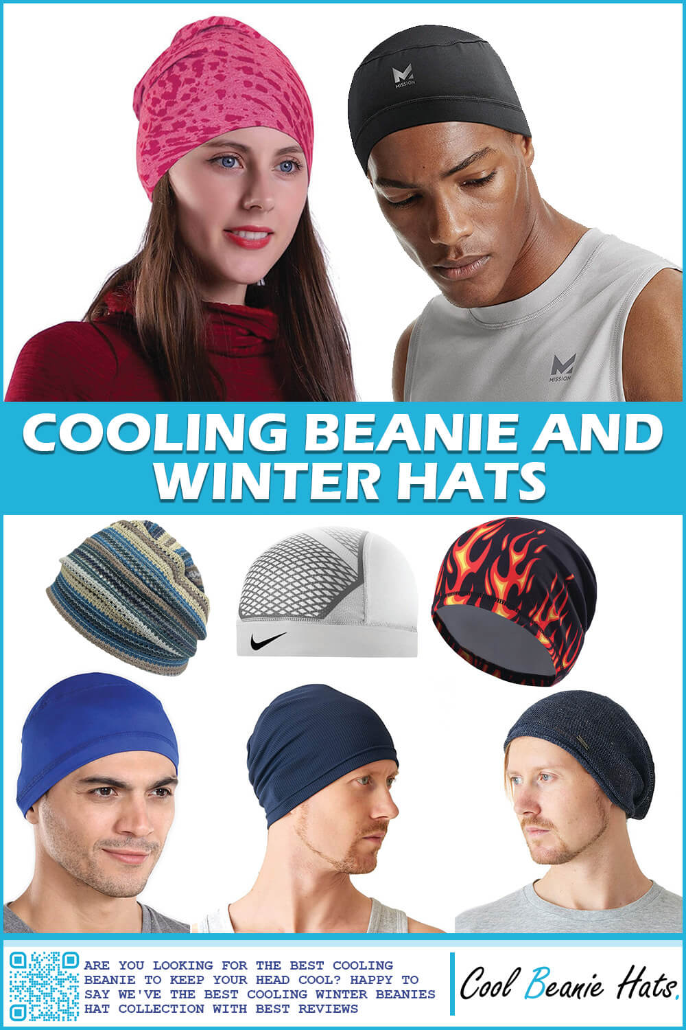 cooling beanies