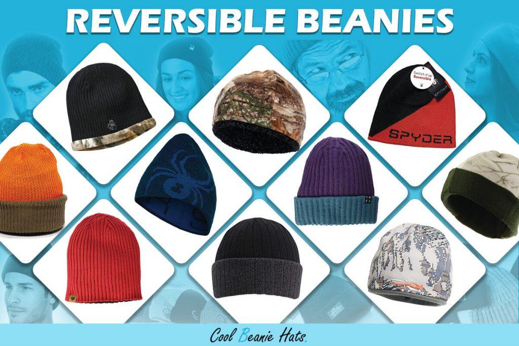 reversible beanies