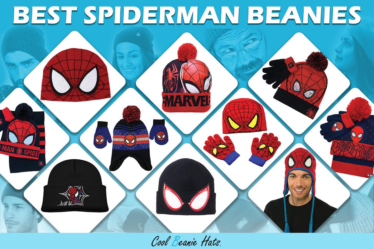 spiderman beanies